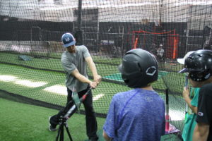 Baseball Hitting Instructions