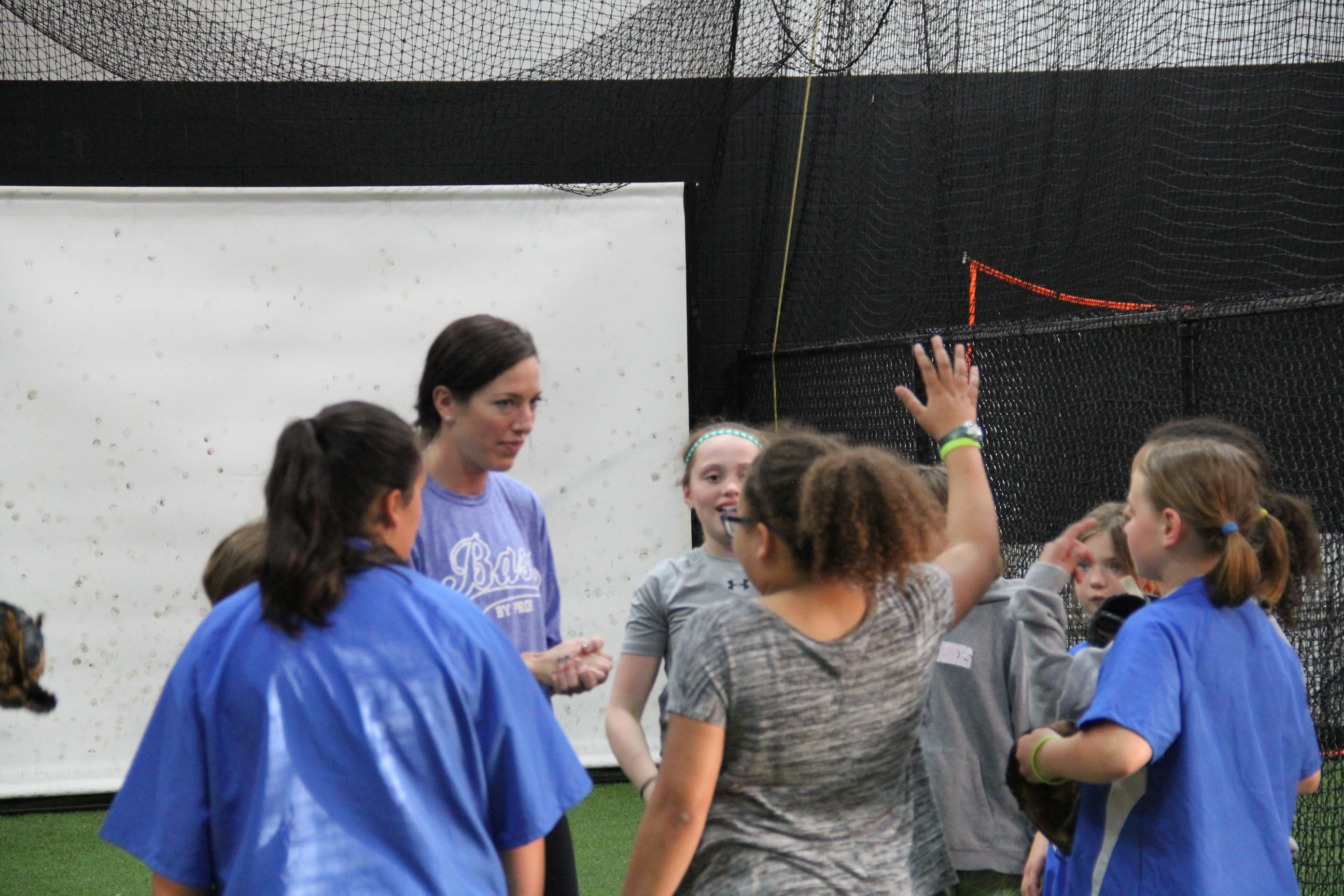 Softball Clinic